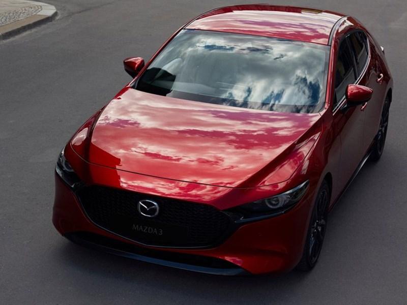 Представлена новая Mazda 3 Фото Авто Коломна