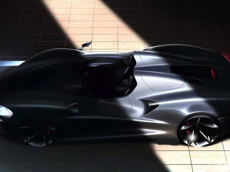 McLaren построит открытый суперкар для особого удовольствия от вождения Фото Авто Коломна