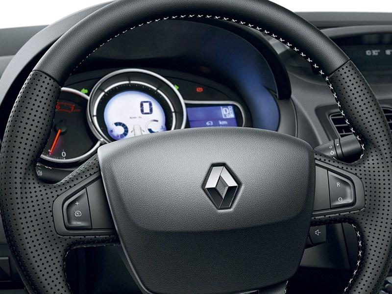 Renault Megane 2013 приборная панель