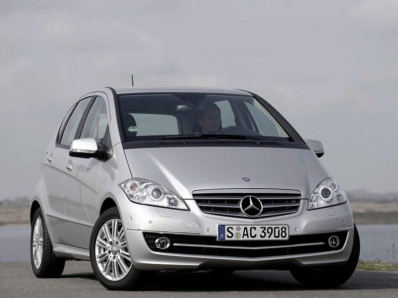 Mercedes-Benz A-Class W169 рест.