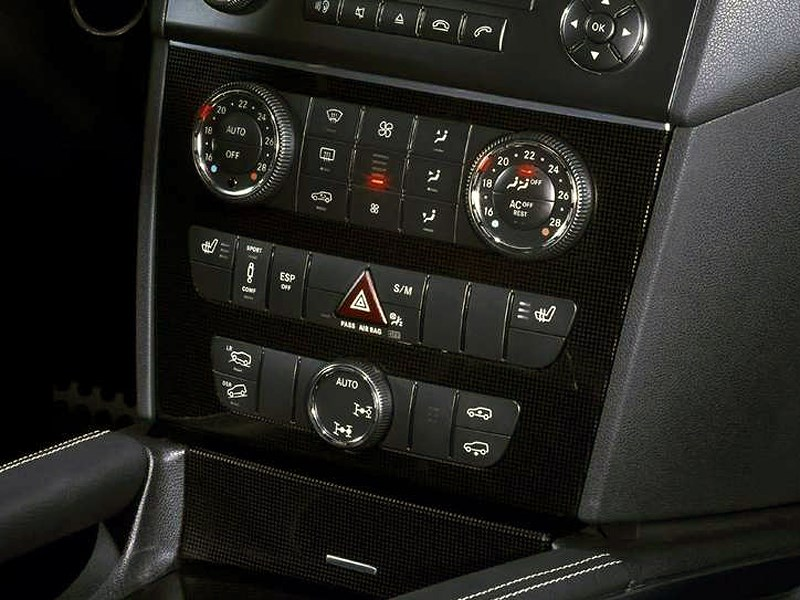 Mercedes-Benz M-Klasse 2005 климат-контроль