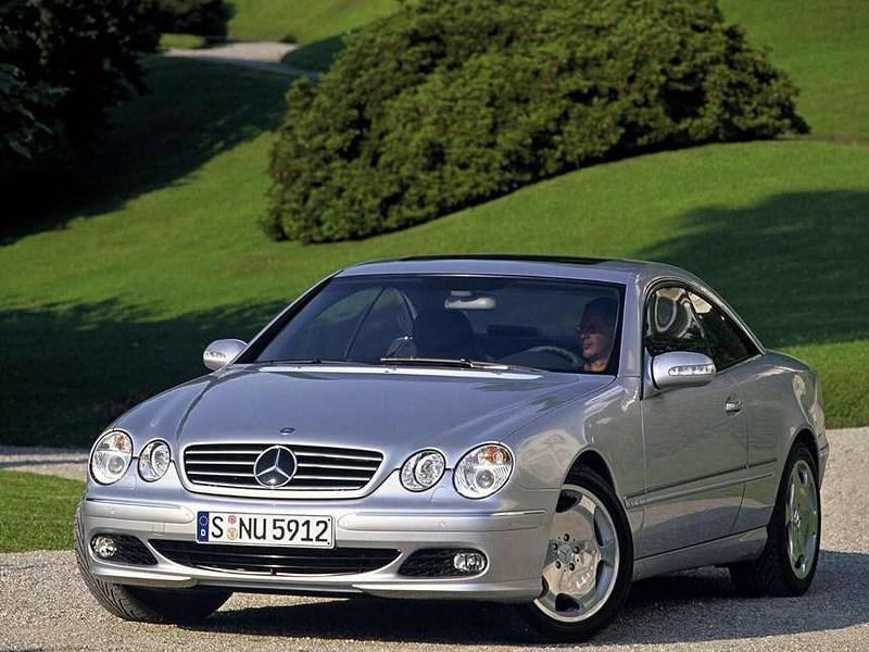 Mercedes-Benz CL-Class C215
