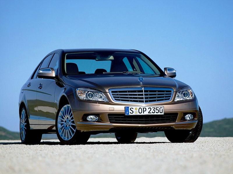Mercedes-Benz C-Class W204_S204