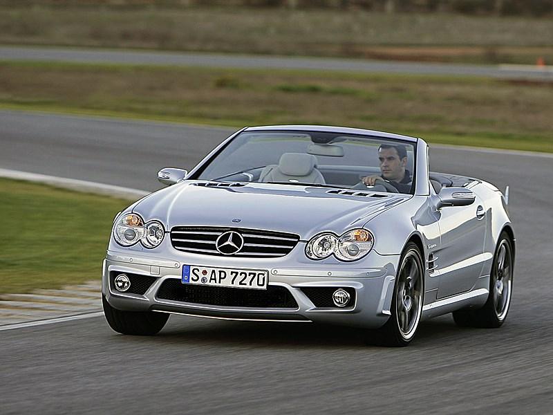 Mercedes-Benz SL-Class AMG R230