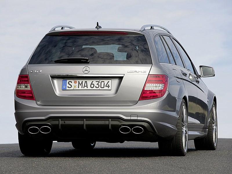 Mercedes-Benz C63 AMG 2012
