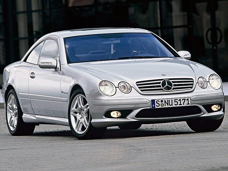 Mercedes-Benz CL-Class AMG C215