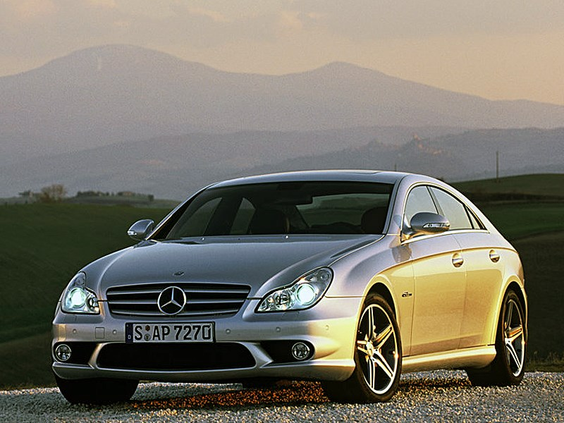 Mercedes-Benz CLS-Class AMG C219