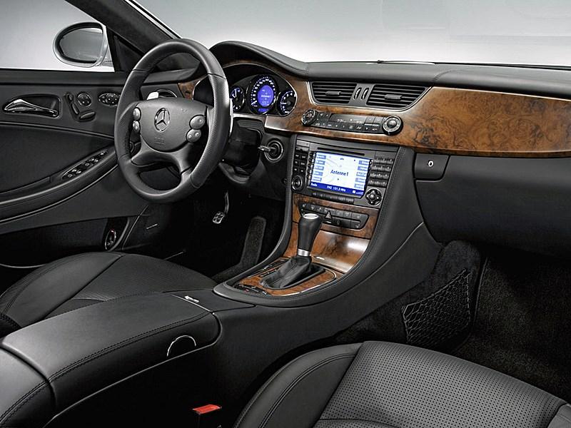 Mercedes-Benz CLS63 AMG 2007