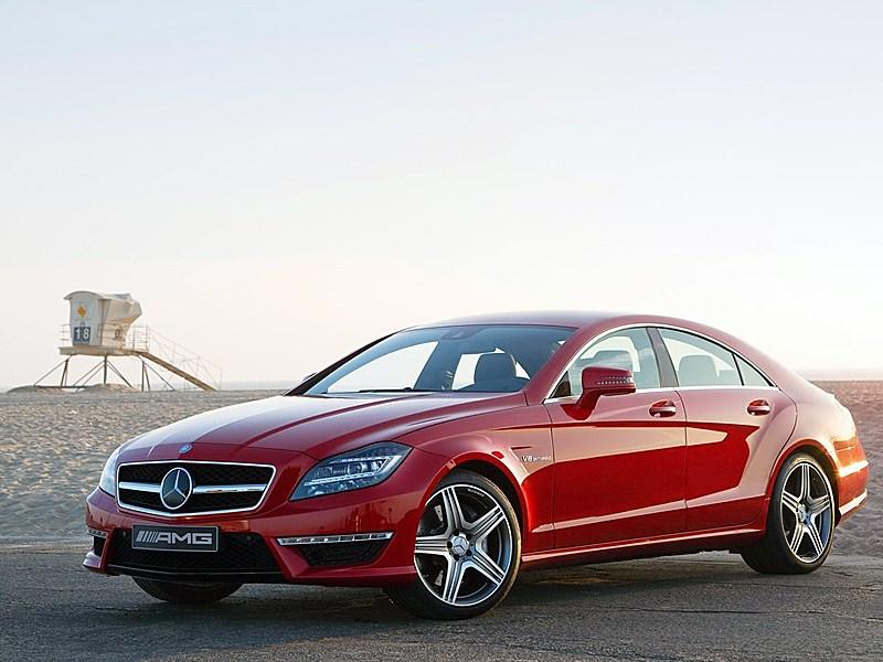 Mercedes-Benz CLS-Class AMG