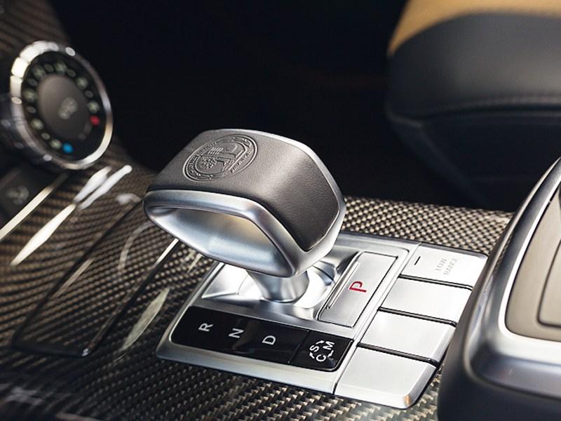 Mercedes-Benz G-Klasse AMG 2012 АКПП