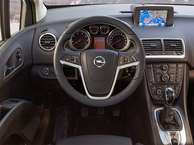 Opel Meriva 2013 водительское место
