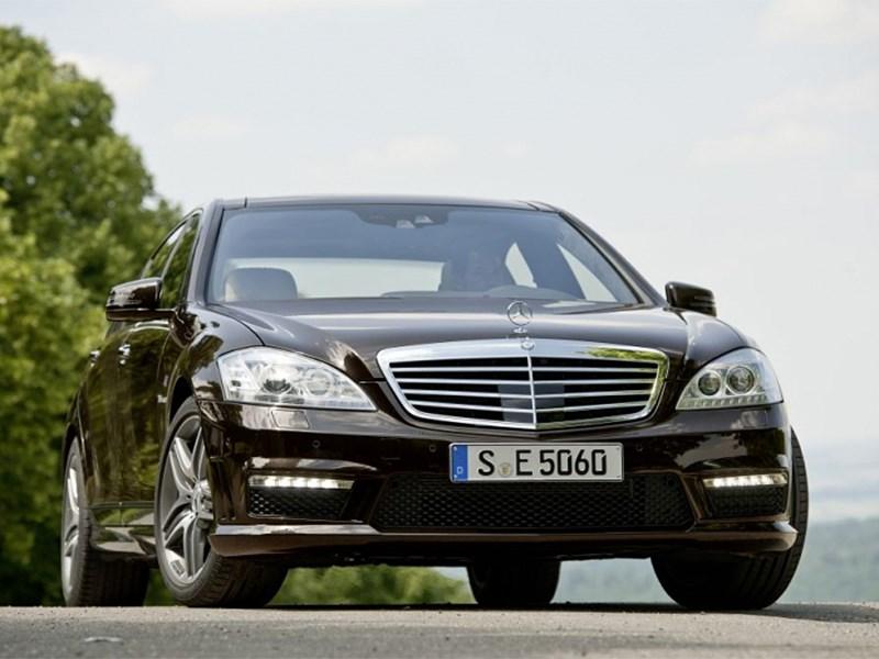 Mercedes-Benz S-Class AMG