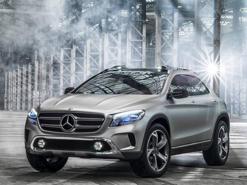Mercedes-Benz GLA концепт