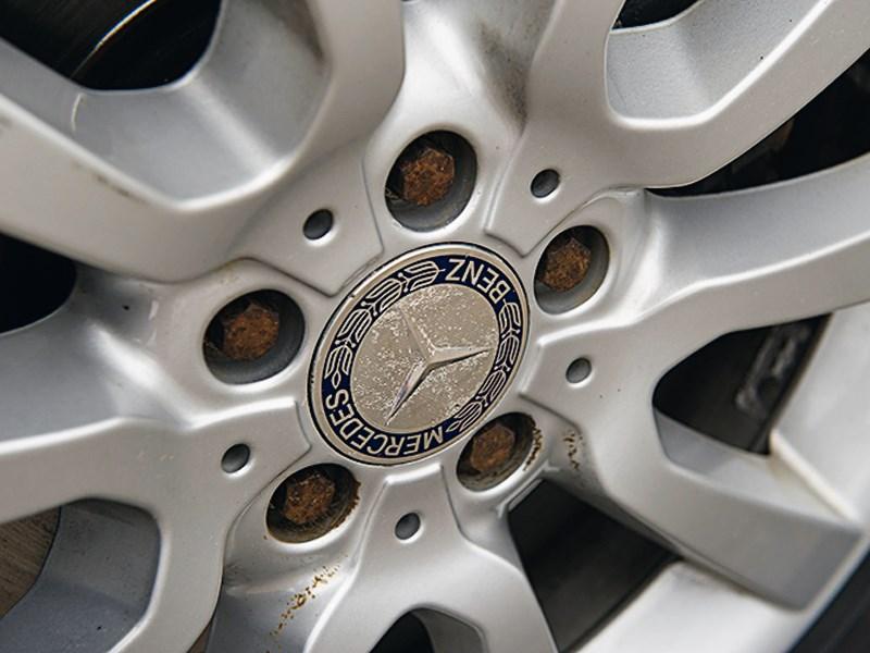 Mercedes-Benz ML 350 2008 колесо