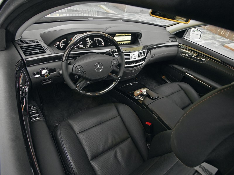 Mercedes-Benz S 300 Long 2010 салон