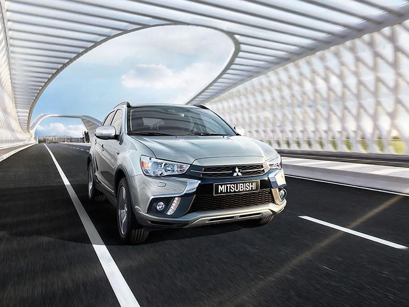 Mitsubishi рассказала об обновленном ASX для России