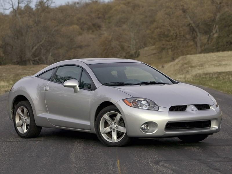 Игрушки для взрослых (Toyota Celica, Mitsubishi Eclipse, Hyundai Coupe) Eclipse поколение IV