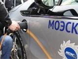 МОЭСК установила 28 электрических АЗС в Москве