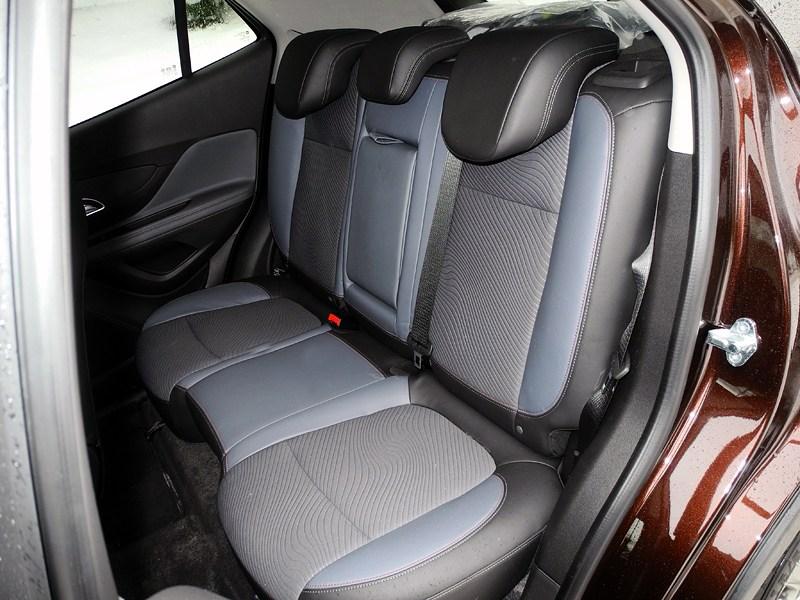Opel Mokka 2012 задний диван