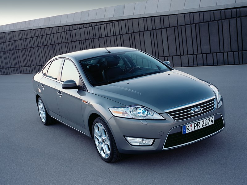 Ford Mondeo 2007 седан фото 1