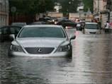 Москву затопило из-за реагентов