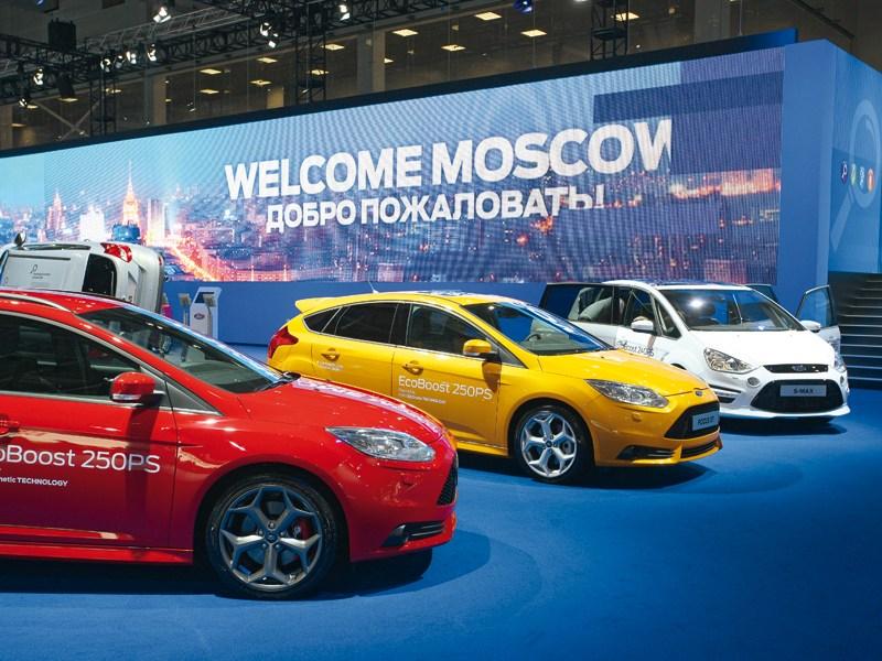 Московский автосалон. Практично и не «зелено»