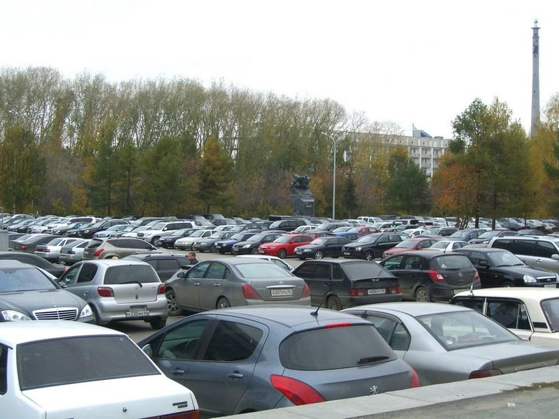 Снижение продаж новых автомобилей прогнозируют в Российской Федерации