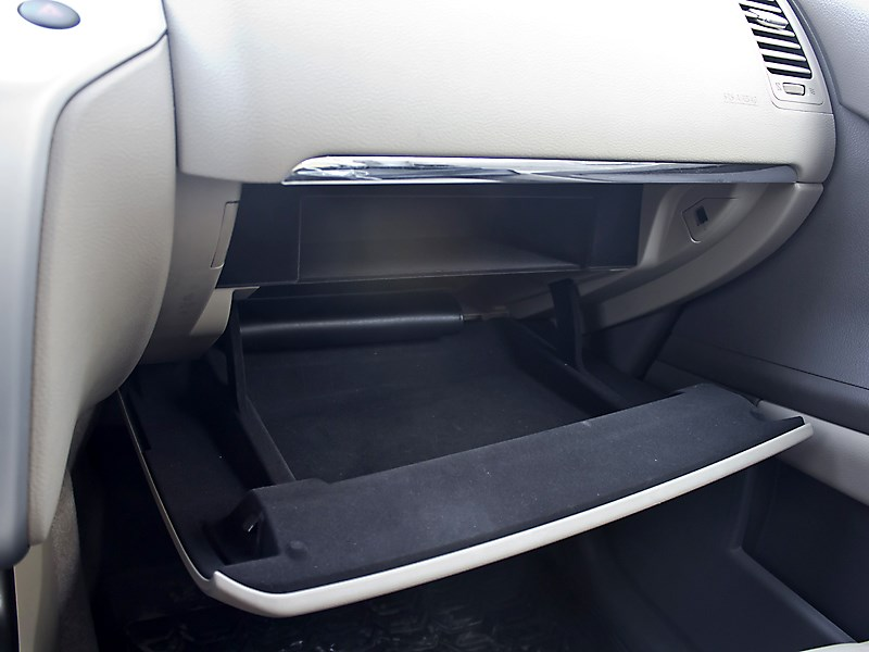 Nissan Murano 2010 бардачок