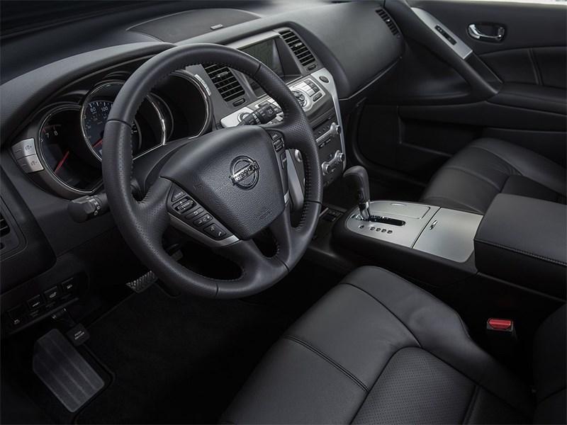 Nissan Murano 2013 водительское место