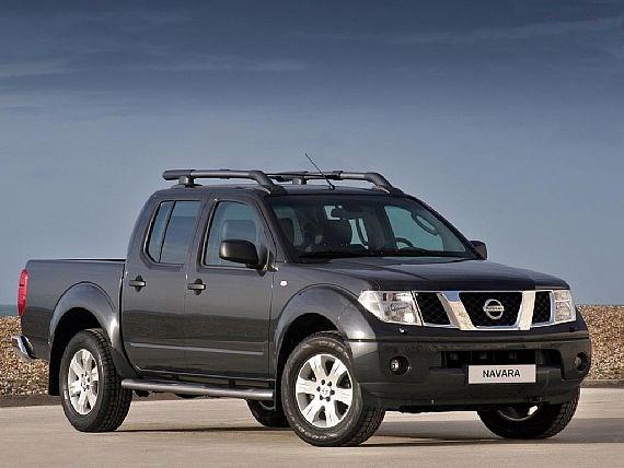 С российского рынка уходят сразу два пикапа Nissan
