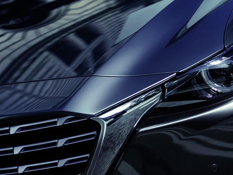 В Россию приехала обновленная Mazda CX-9
