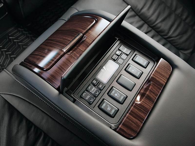 Nissan Teana 2011 пульт в центральном подлокотнике
