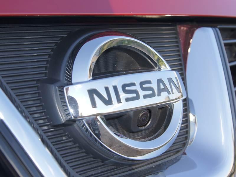 Nissan Qashqai 2010 видеокамеры системы AVM