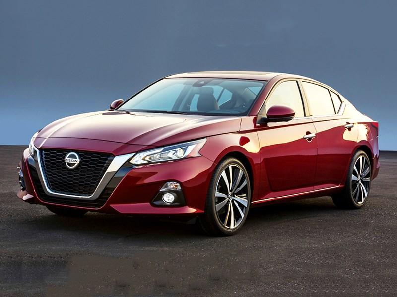 Новая Nissan Altima: такой могла бы быть Teana