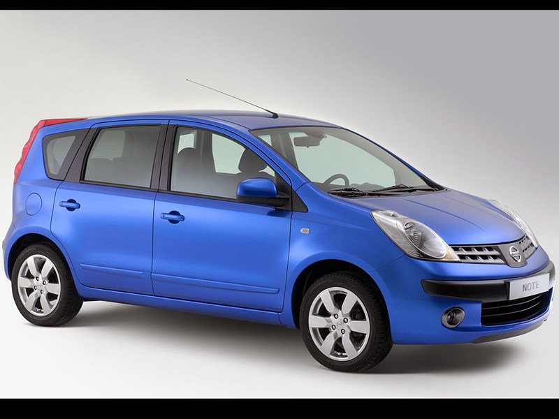 Nissan, Note