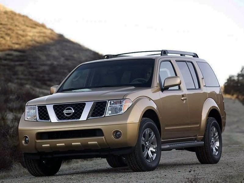 Nissan Pathfinder R51