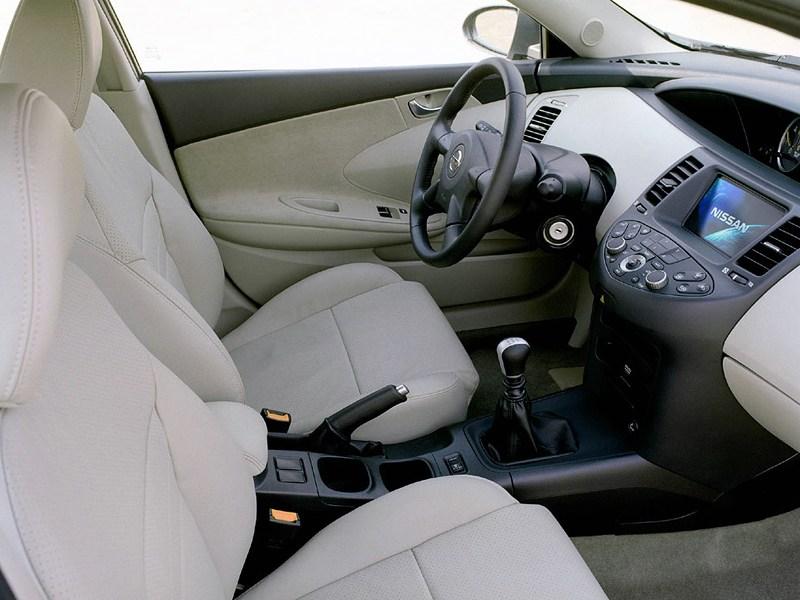 Картинки по запросу Nissan Primera салон