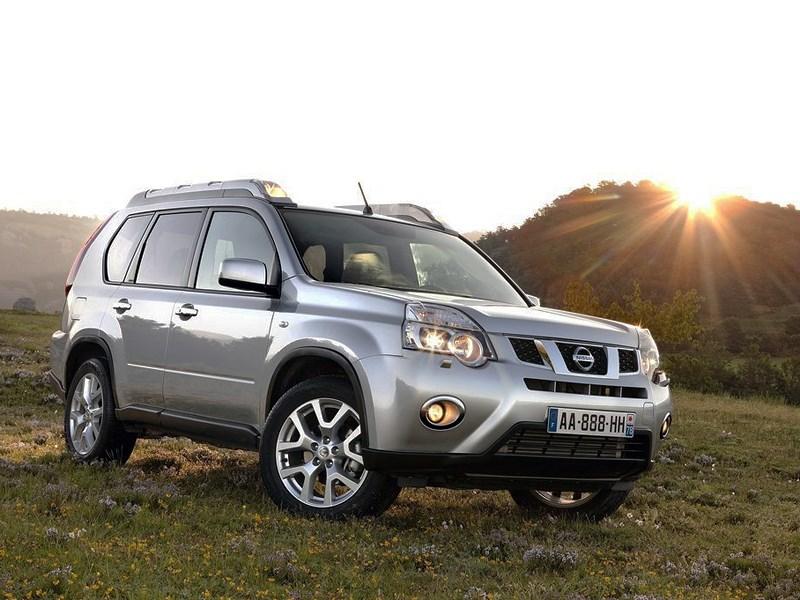 По асфальту и не только (Land Rover Freelander, Nissan X-Trail, Suzuki Grand Vitara) X-Trail поколение T31 рест.