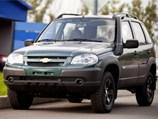 «GM-АвтоВАЗ» подготовил внедорожник Chevrolet Niva за 500 тыс. рублей.