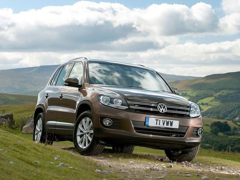 Volkswagen завершает серийное производство первого поколение Tiguan