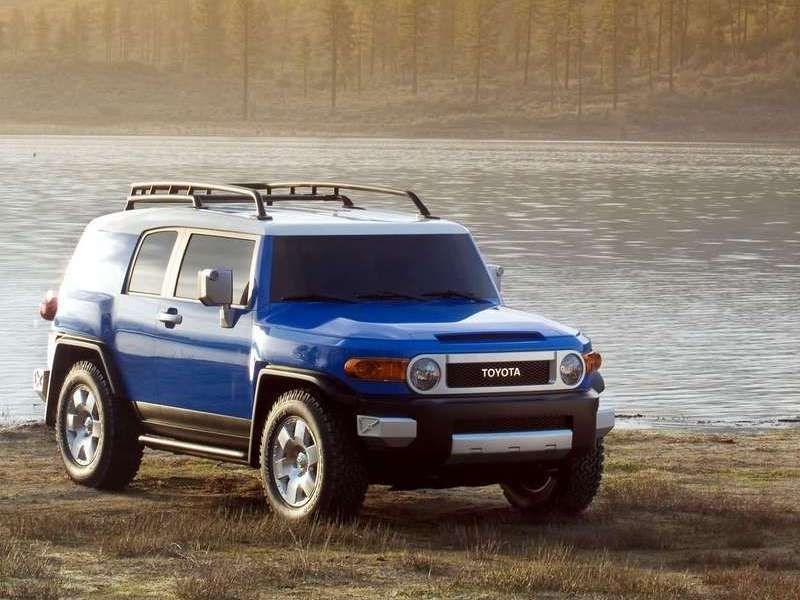 Toyota прекращает серийное производство внедорожника FJ Cruiser