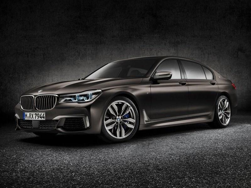 BMW открыл прием заказов на самую мощную версию 7-Series - автоновости