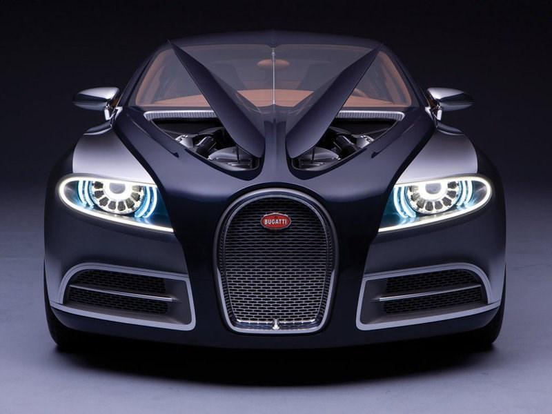 Bugatti готовится воплотить один из концептов