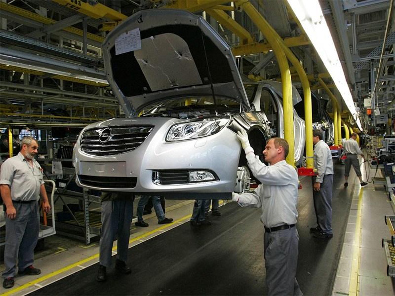 Компания Opel планирует уволить 3 тыс. человек