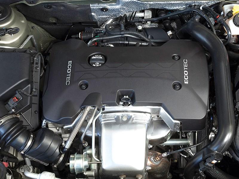 Opel Insignia Country Tourer 2014 двигатель