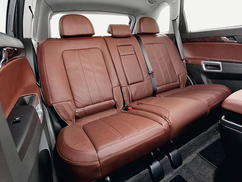 Opel Antara 2012 задний диван