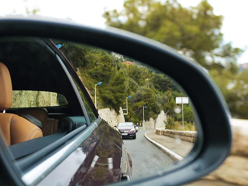 Opel Cascada 2013 боковое зеркало