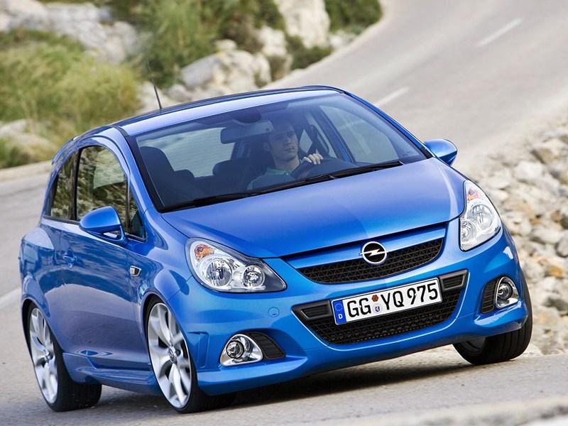 Opel Corsa OPC D