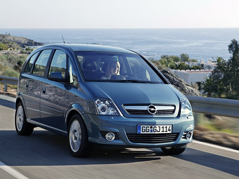 Opel, Meriva