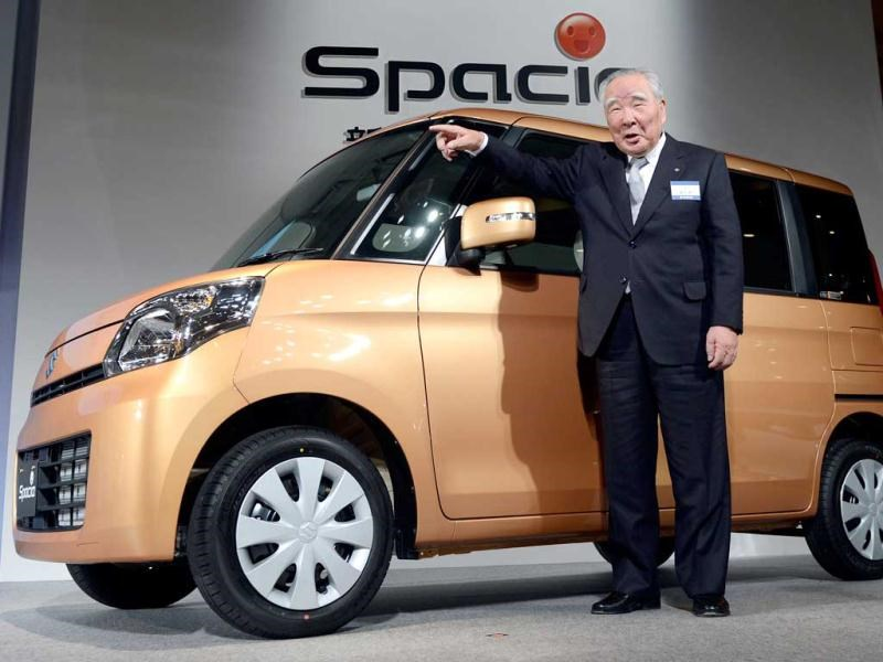 Глава Suzuki уходит в отставку